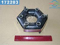⭐⭐⭐⭐⭐ Муфта эластичная ВАЗ 2101, 2102, 2103, 2104, 2105, 2106, 2107 вала карданного (производство  БРТ)  2101-2202120