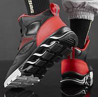 Теплые мужские кроссовки. Модель 8354, фото 6
