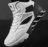 Теплые мужские кроссовки. Модель 8354, фото 5