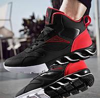 Теплые мужские кроссовки. Модель 8354, фото 7
