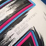 Мяч футбольный Adidas Uniforia Euro 2020 OMB FH7362 (размер 5), фото 9