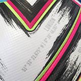 Мяч футбольный Adidas Uniforia Euro 2020 OMB FH7362 (размер 5), фото 6
