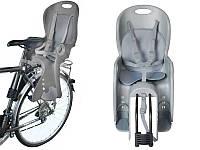 Детское велосипедное кресло Велокресло СІРЕ Велокрісло детское Сиденье