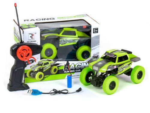 """Машина """"Climbing car"""" на радиоуправлении (зеленый)  scs"""