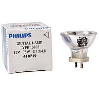Лампа галогеновая Philips 12V 75W, тип 13865 D35