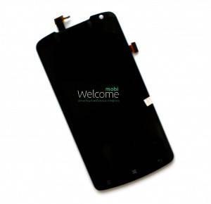 Модуль LENOVO S920 (оригинал) дисплей экран, сенсор тач скрин для телефона смартфона, фото 2
