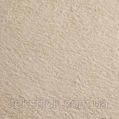 Ткань махровая бежевая 16/1 ширина 155см