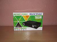 World Vision T65M цифровой эфирный ресивер DVB-T/Т2