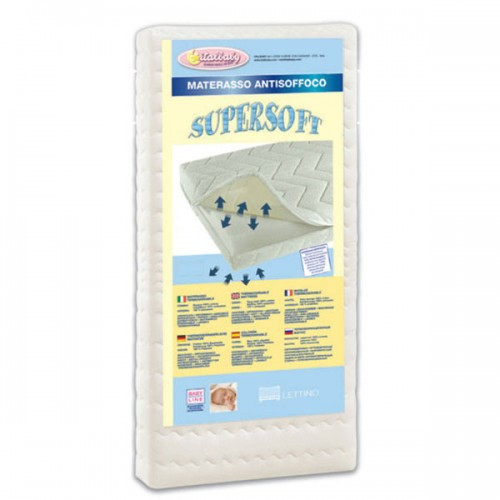 Матрац Italbaby SUPERSOFT 63x125см