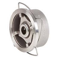 Клапан обратный межфланцевый пружинный Genebre 2415 Ду 50