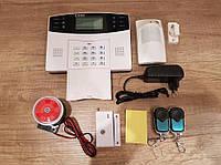 Универсальная Простая Беспроводная сигнализация, GSM Сигнализация 9907