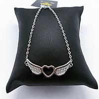 Браслет My Jewels из серебра 925 с сердечком, фото 1