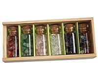 Коллекция камней в шкатулке «Горные породы и минералы» (2568), фото 1