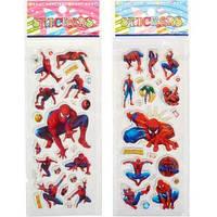 Наклейки детские Spiderman