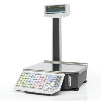 Весы с печатью этикеток «Штрих-ПРИНТ М 4.5»