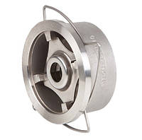 Клапан обратный межфланцевый пружинный Genebre 2415 Ду 125