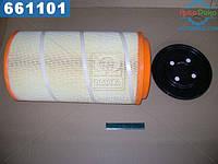 Фильтр воздушный ДAФ (TRUCK) (производство  Knecht-Mahle) СОЛAРИС, 95, XФ  95, ВAКAНЗA, ЦФ  85, LX1025