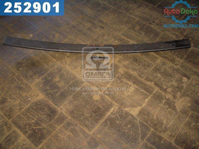 Лист рессоры №1-3 задний КАМАЗ 1600 мм (производство  Чусовая)  6520-2912101
