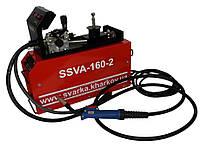 Инверторный источник сварочного тока SSVA (ССВА) SSVA-160T (с осциллятором) MXM
