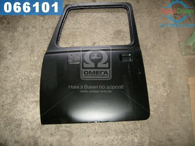 Дверь ГАЗ 3307, 4301 передняя левая (производство  ГАЗ)  4301-6100015