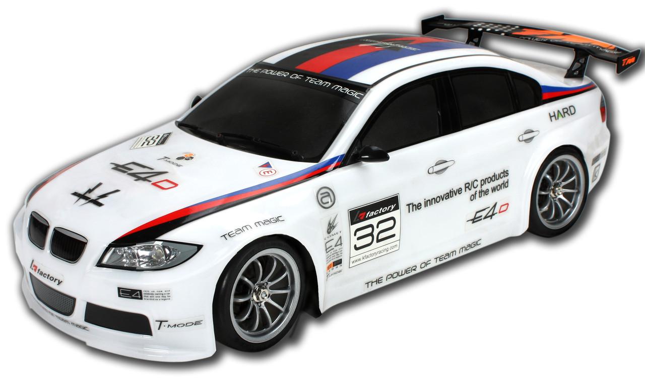 Шосейна 1:10 Team Magic E4JR BMW 320 (білий)