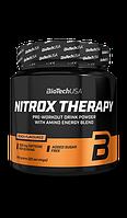 Предтренировочный комплекс BioTech Nitrox Therapy (340 г)