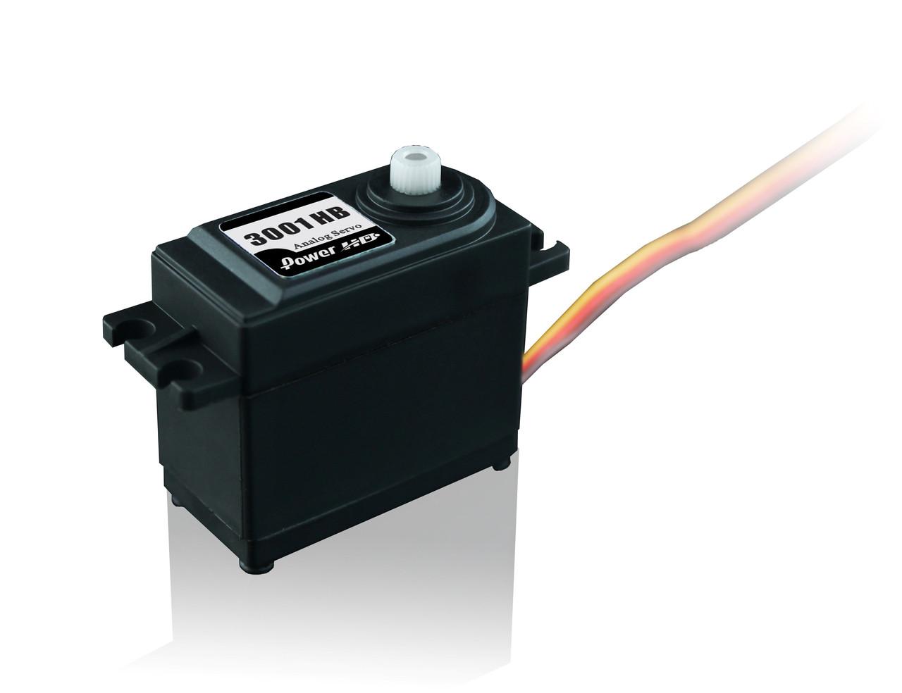 Сервопривід стандарт 43г Power HD 3001HB 3.5 кг/0.15 сек