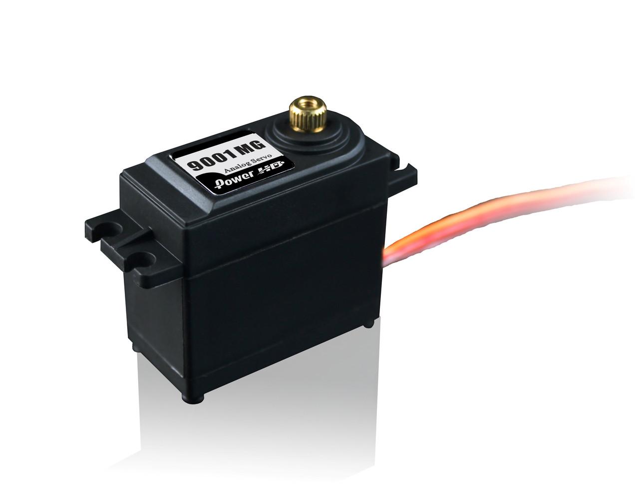 Сервопривід стандарт 56г Power HD 9001MG 8.6 кг/0.16 сек