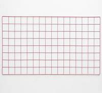 Настенный органайзер-доска визуализации Moodboard прямоугольная (розовая)