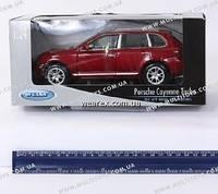 Welly. Модель 1:24 Porsche Cayenne, 22431W