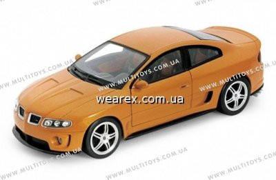 Welly. Модель 1:24 2005 PONTIAC GTO RAM AIR 6, 22468W, фото 2