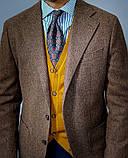Пиджак твидовый OSCAR JACOBSON (50), фото 10