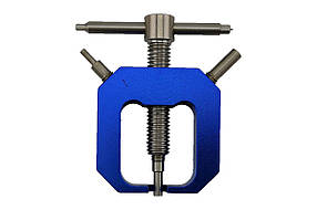 Съемник RCTurn для моторных шестерен 5мм (синий)