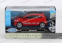 Welly. Модель 1:24 Opel Corsa OPC, 22511W