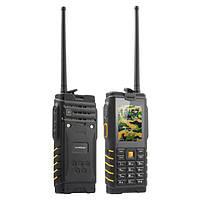 Защищенный телефон Land Rover (iOutdoor) T2 с рацией + усил. gsm сигн.