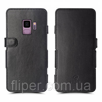 Чехол книжка Stenk Prime для Samsung Galaxy S9 Чёрный