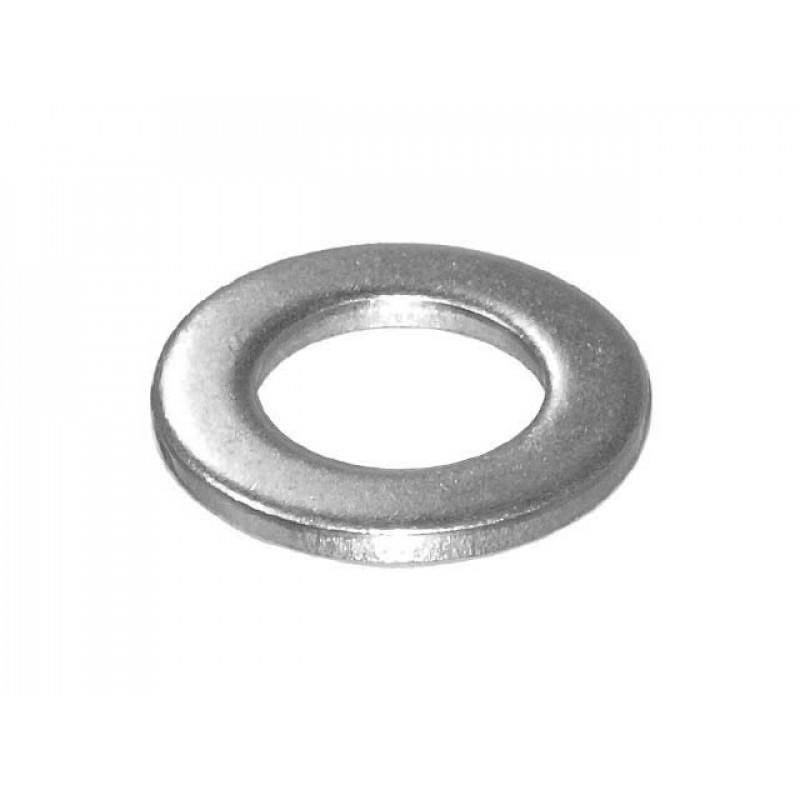 Шайба нержавіюча плоска MMG DIN 125 M4 (A2) 10 шт