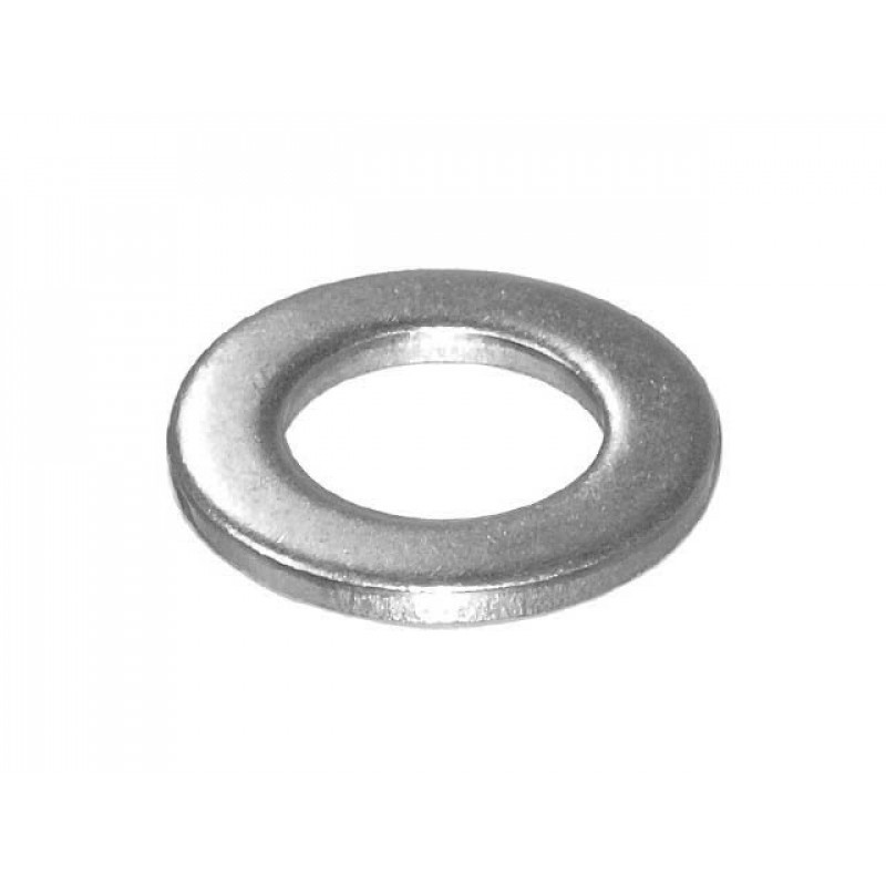 Шайба нержавіюча плоска MMG DIN 125 M10 (A2) 10 шт