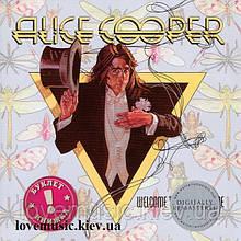 Музичний сд диск ALICE COOPER Welcome to my nightmare (1975) (audio cd)