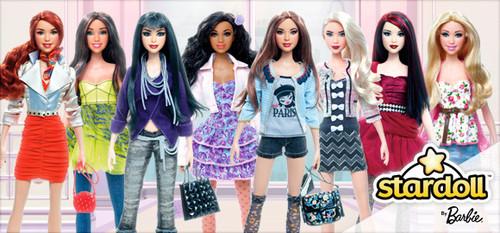 barbie stardolls