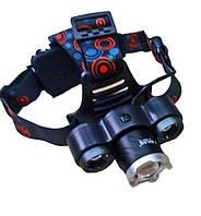 Налобный фонарь BL-C863-T6+LTS