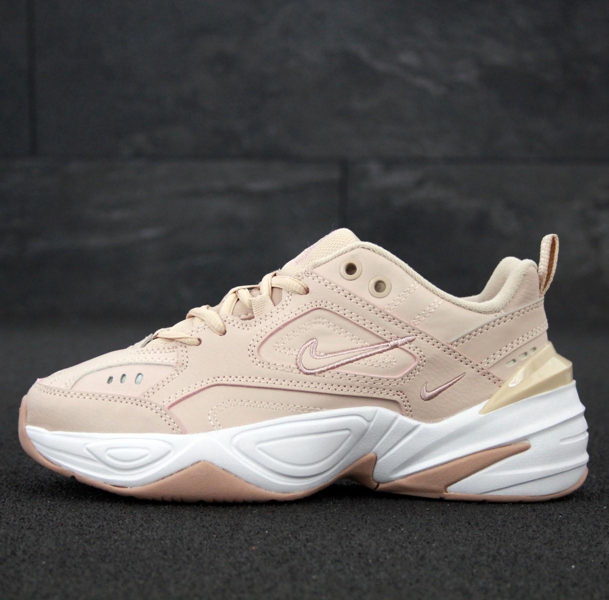 Женские кроссовки Nike M2K Tekno Pink