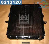 ⭐⭐⭐⭐⭐ Радиатор водяного охлаждения МАЗ 54325 (4-х рядный ) (производство  ШААЗ)  54325-1301010