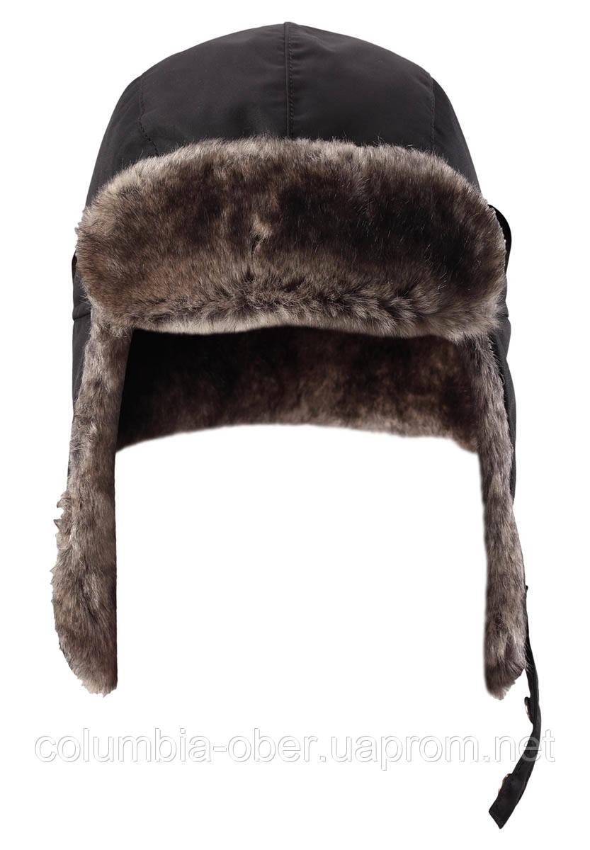 Зимняя шапка для мальчика Reimatec Ilves 528537-9990. Размеры 48-56.