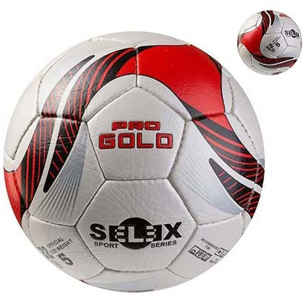 Мяч футбол Grippy PRO GOLD Pearl RED RX- PGR