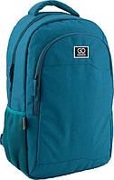 Рюкзак KITE GO19-142L-3 городской повседневный синий