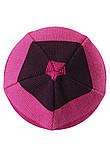 Зимняя шапка-бини для девочки Reima Huurre 528643-4651. Размеры 52 - 58., фото 5