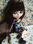 Шарнирная кукла Айси с длинными волосами и стеклянными 3D глазами + 10 пар кистей + одежда и обувь в подарок, фото 6