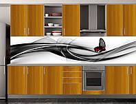 Скіналі для кухні (ламінована наклейка) Кухонний фартух розмір 600*3000 мм. Код-10418