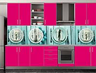 Скіналі для кухні (ламінована наклейка) Кухонний фартух розмір 600*3000 мм. Код-10832